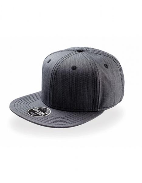 Stage snapback cap