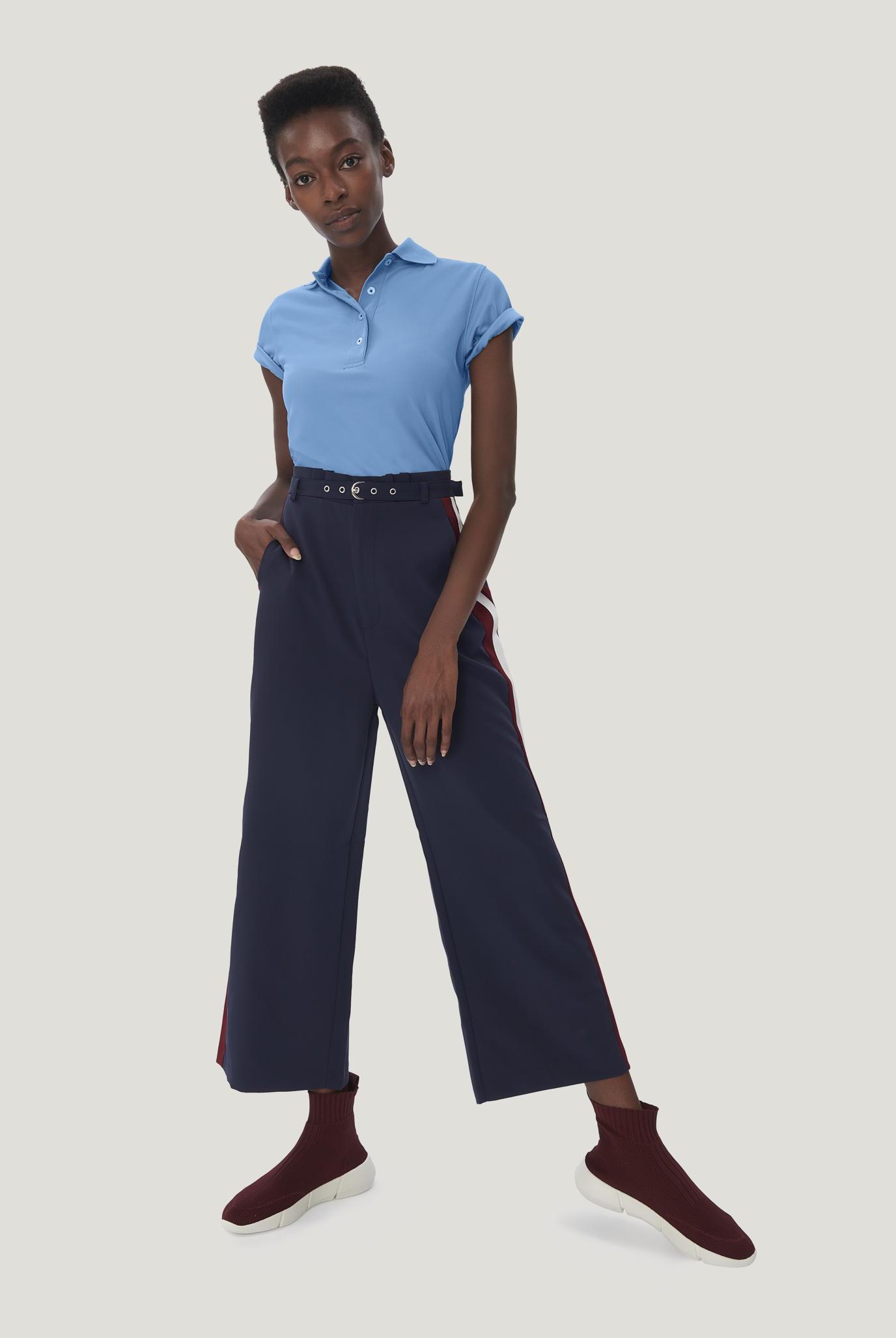 Damen Poloshirt Coolmax von HAKRO NO. 206
