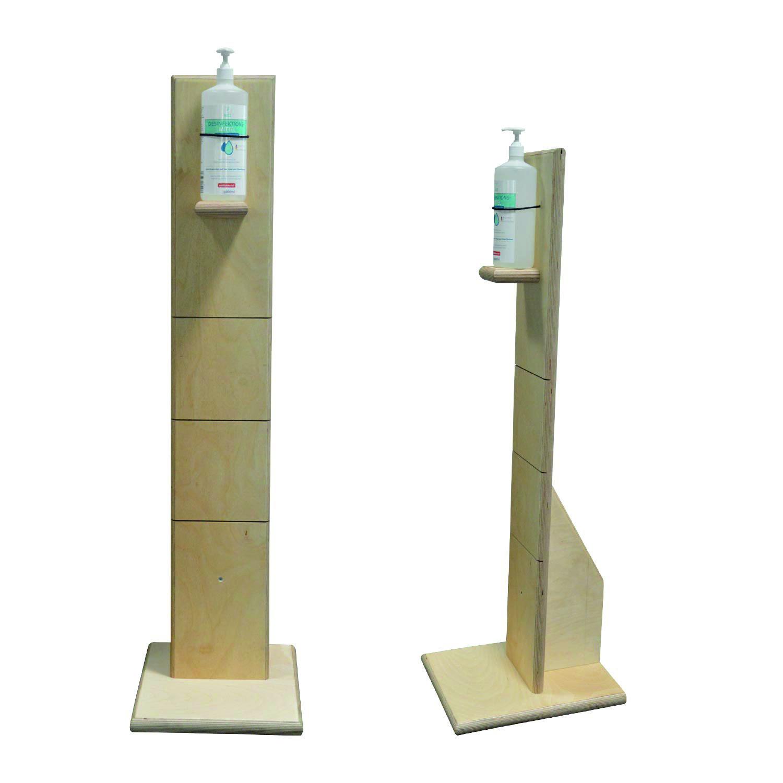 Desinfektionsstation