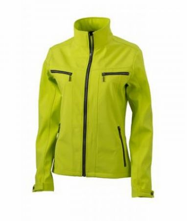 Ladies´ Tailored Softshell Jacket