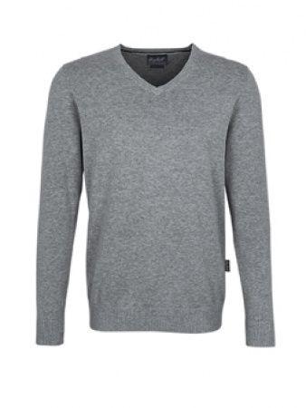 Herren V-Pullover Premium-Cotton
