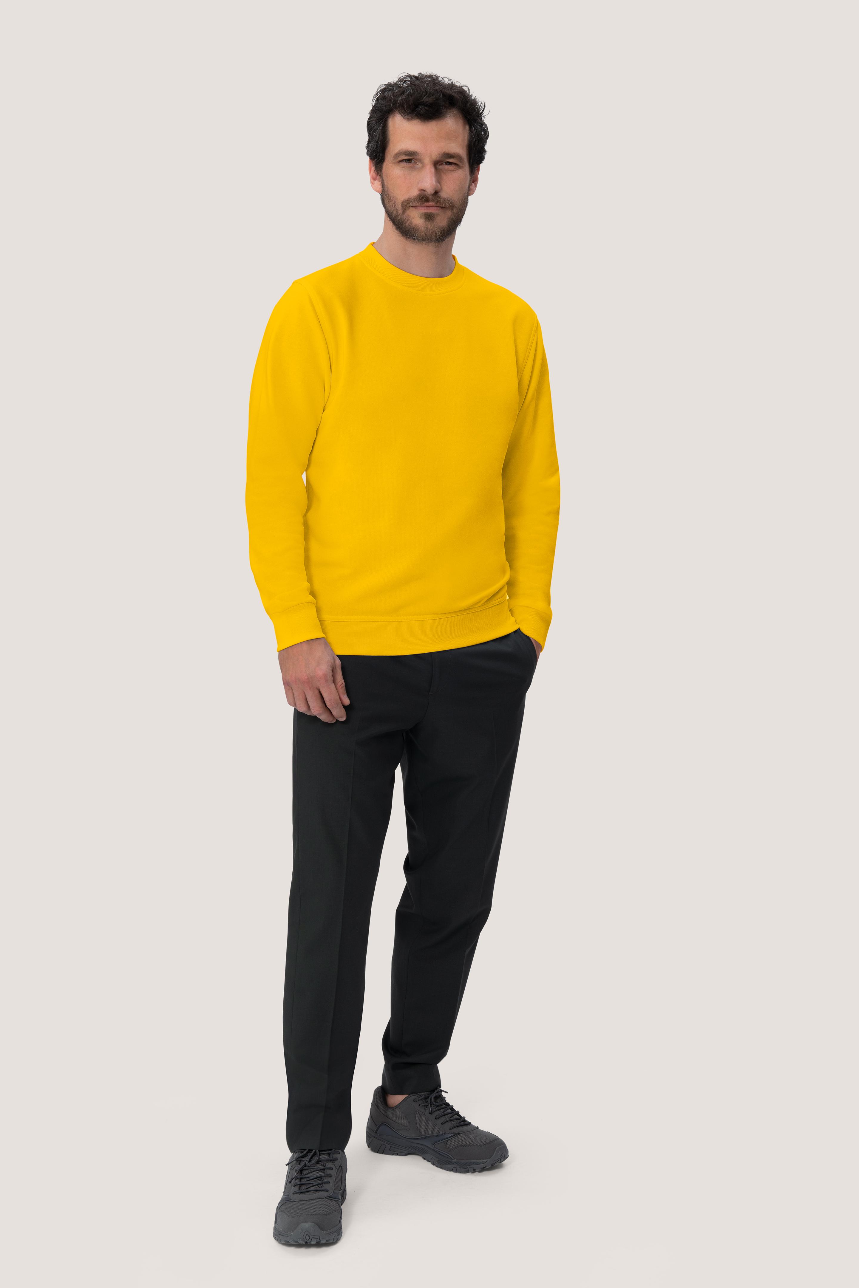 Sweatshirt MIKRALINAR® von Hakro No. 475