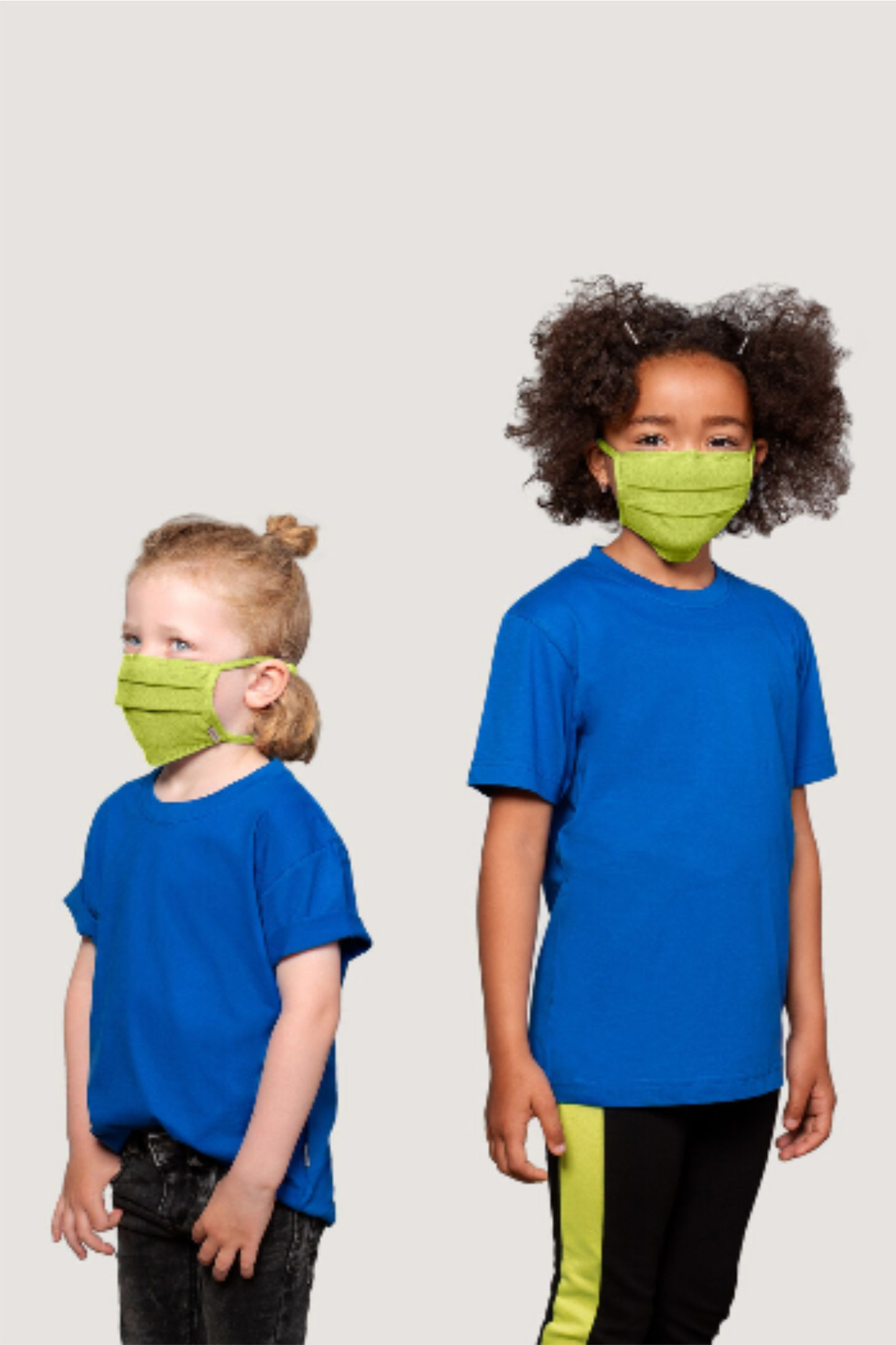 Kinder Mund-Nasen-Maske  von Hakro