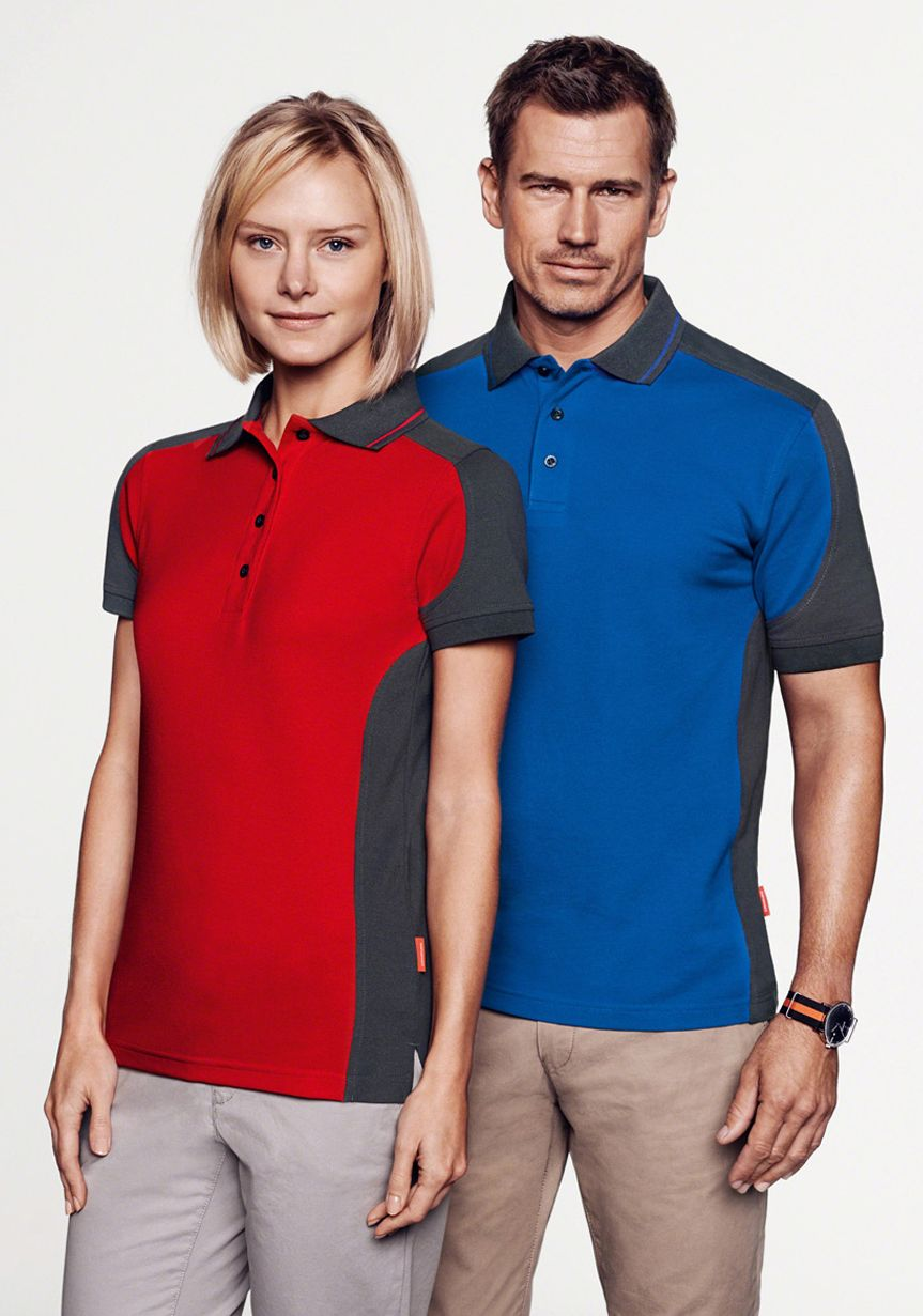 Hakro 839: Poloshirt Contrast Performance for work