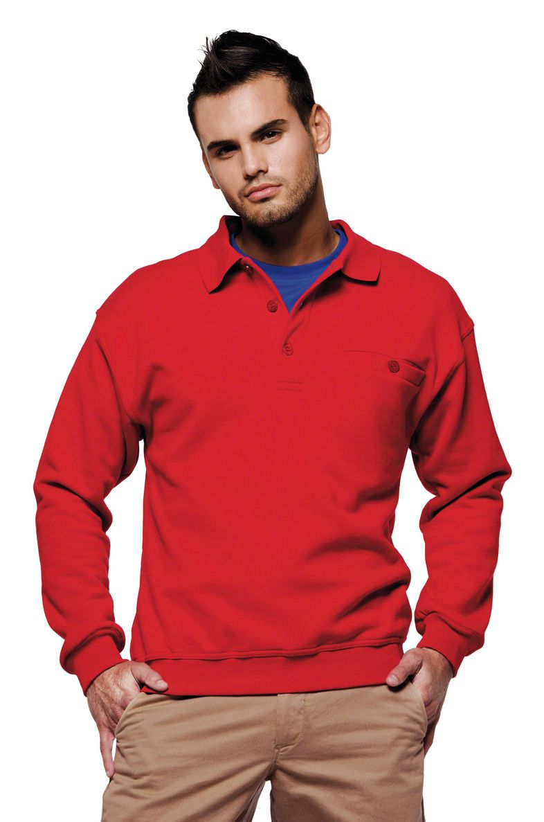Premium Sweatshirt Pocket