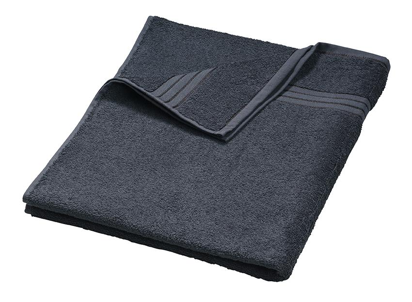 Doppelpack, 2er Pack Badetuch, Duschtuch in vielen Farben aus 100 % Baumwollfrottee