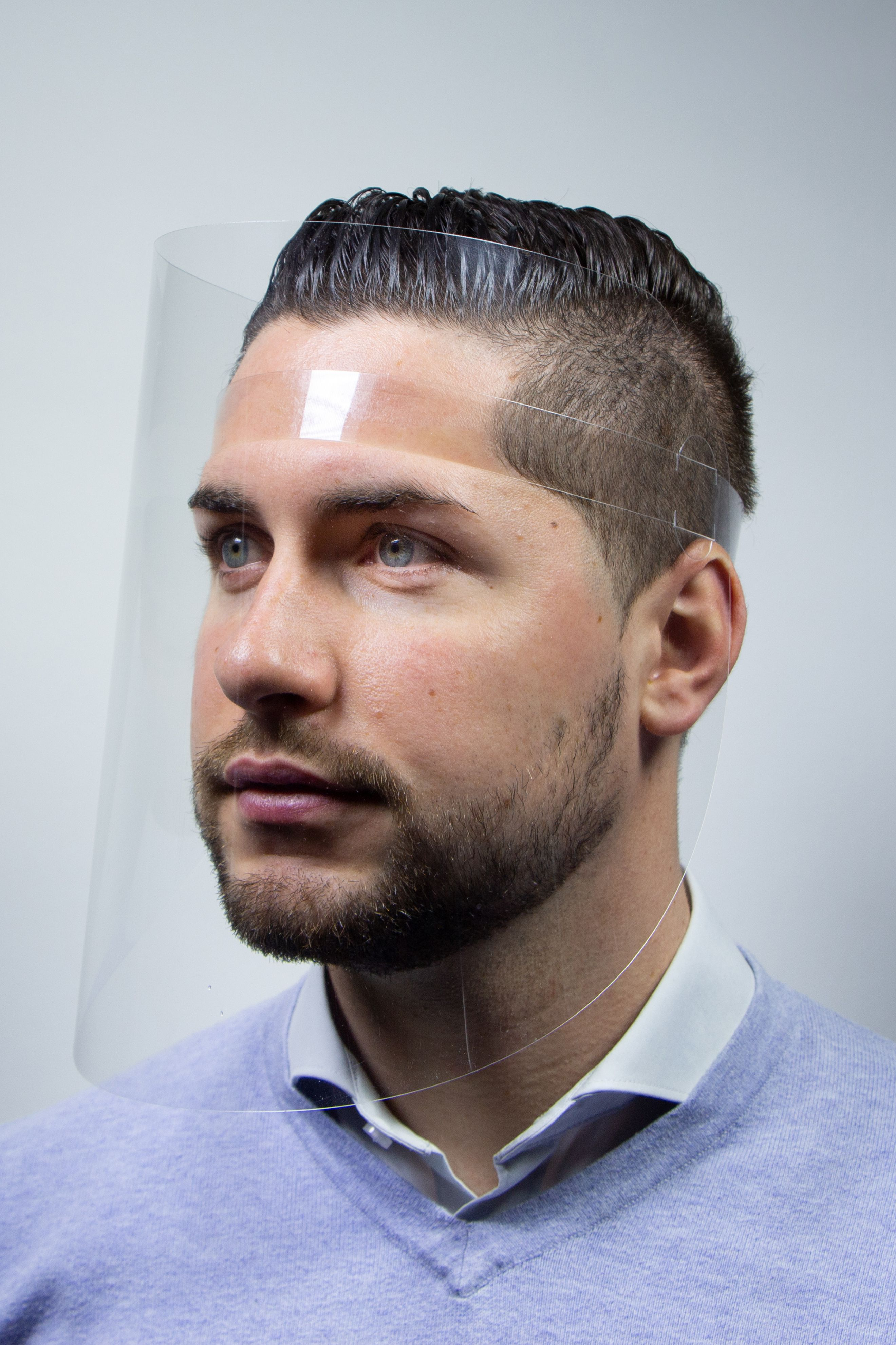 Gesichtsschuld (transparent)