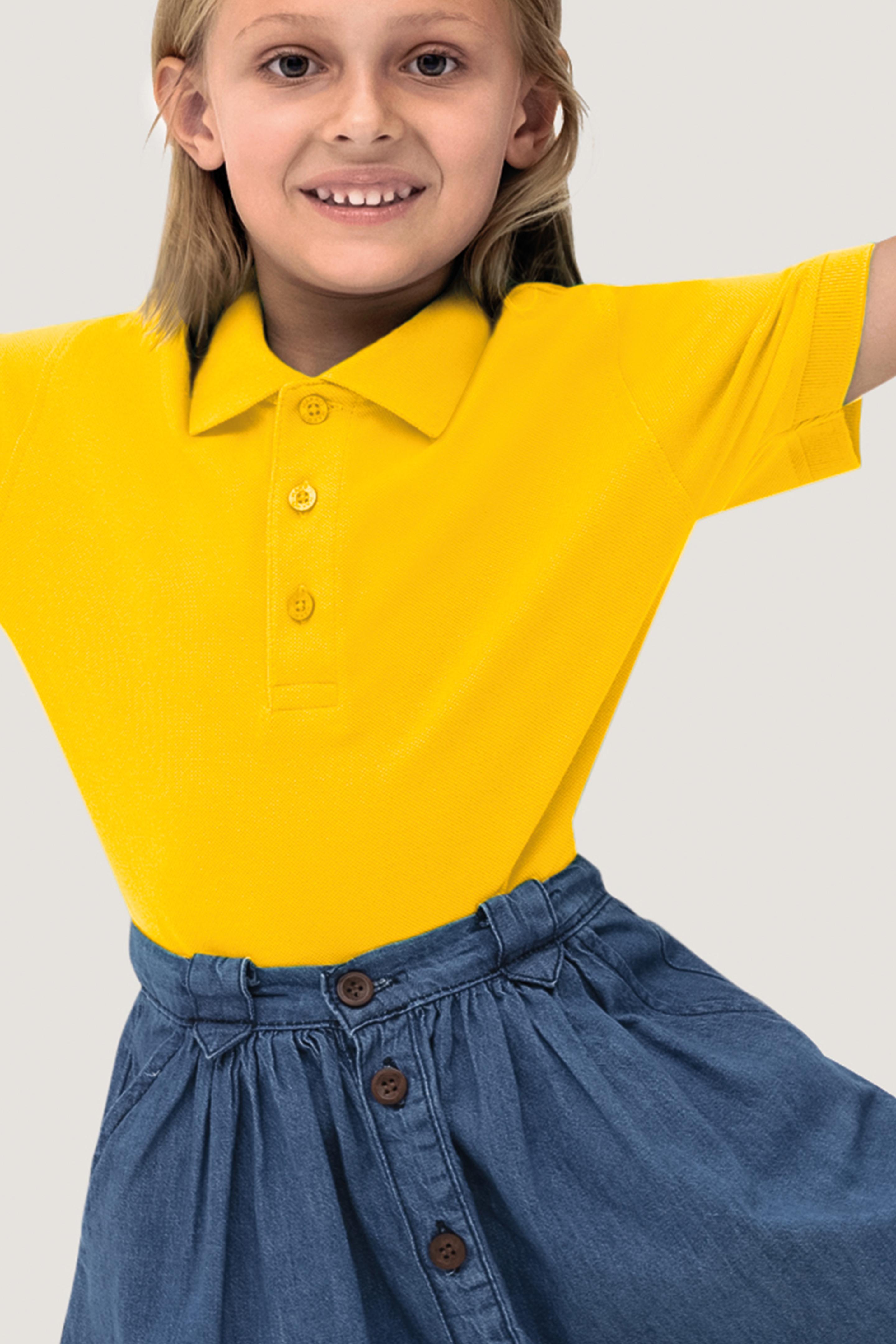 HAKRO Kinder Poloshirt Classic NO. 400