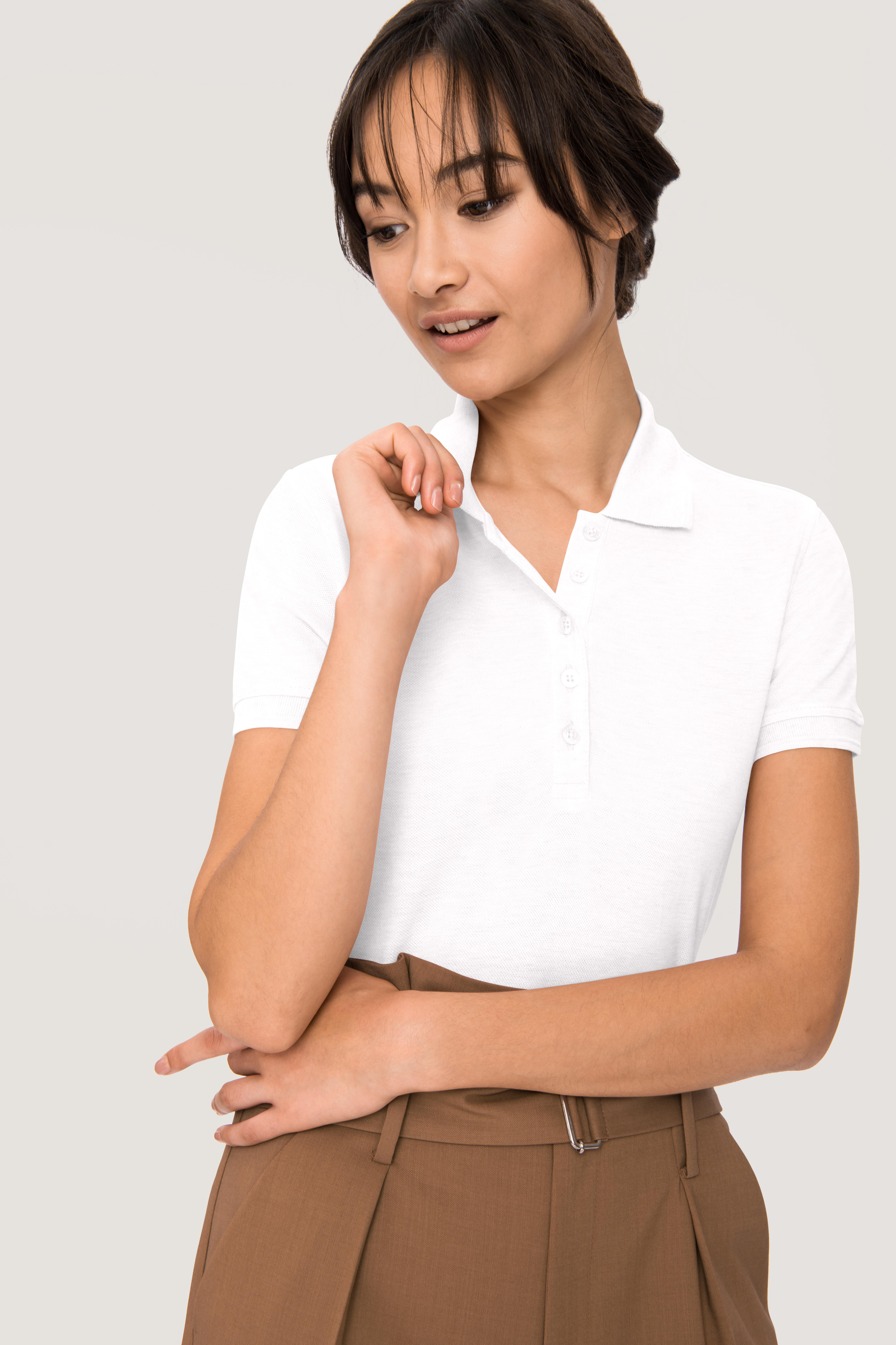Damen Poloshirt Bio Baumwolle GOTS  NO. 231
