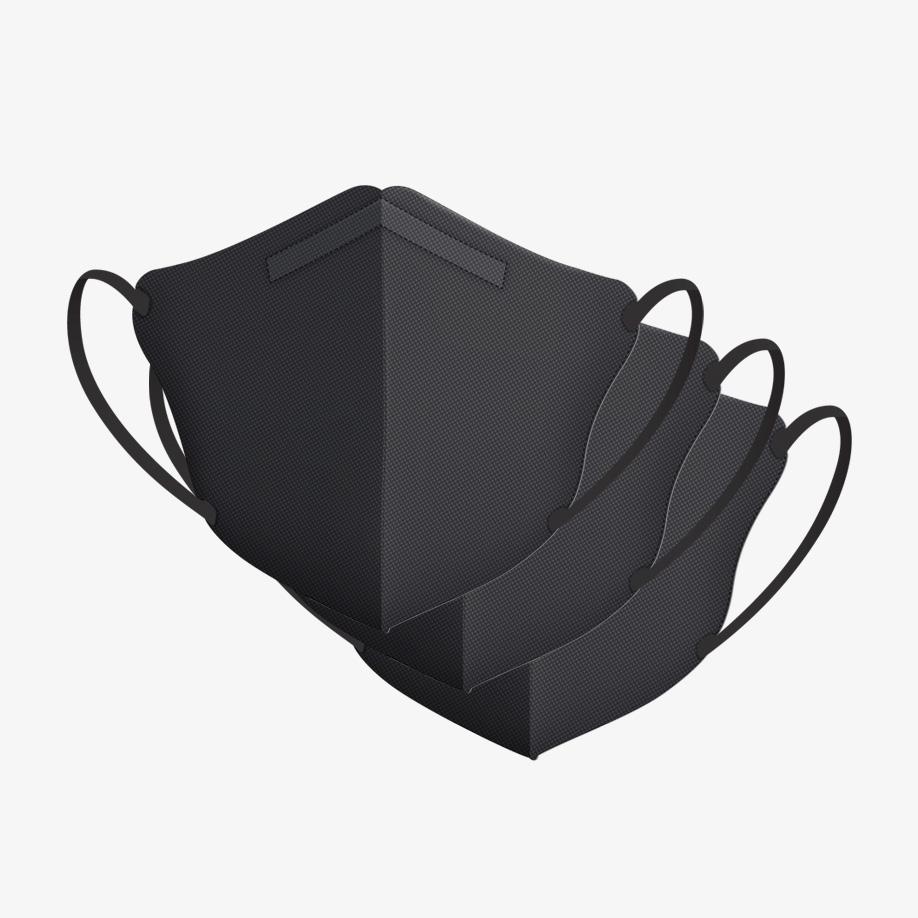 FFP2 Nano-Maske Respi Pro 3er Pack Größe L