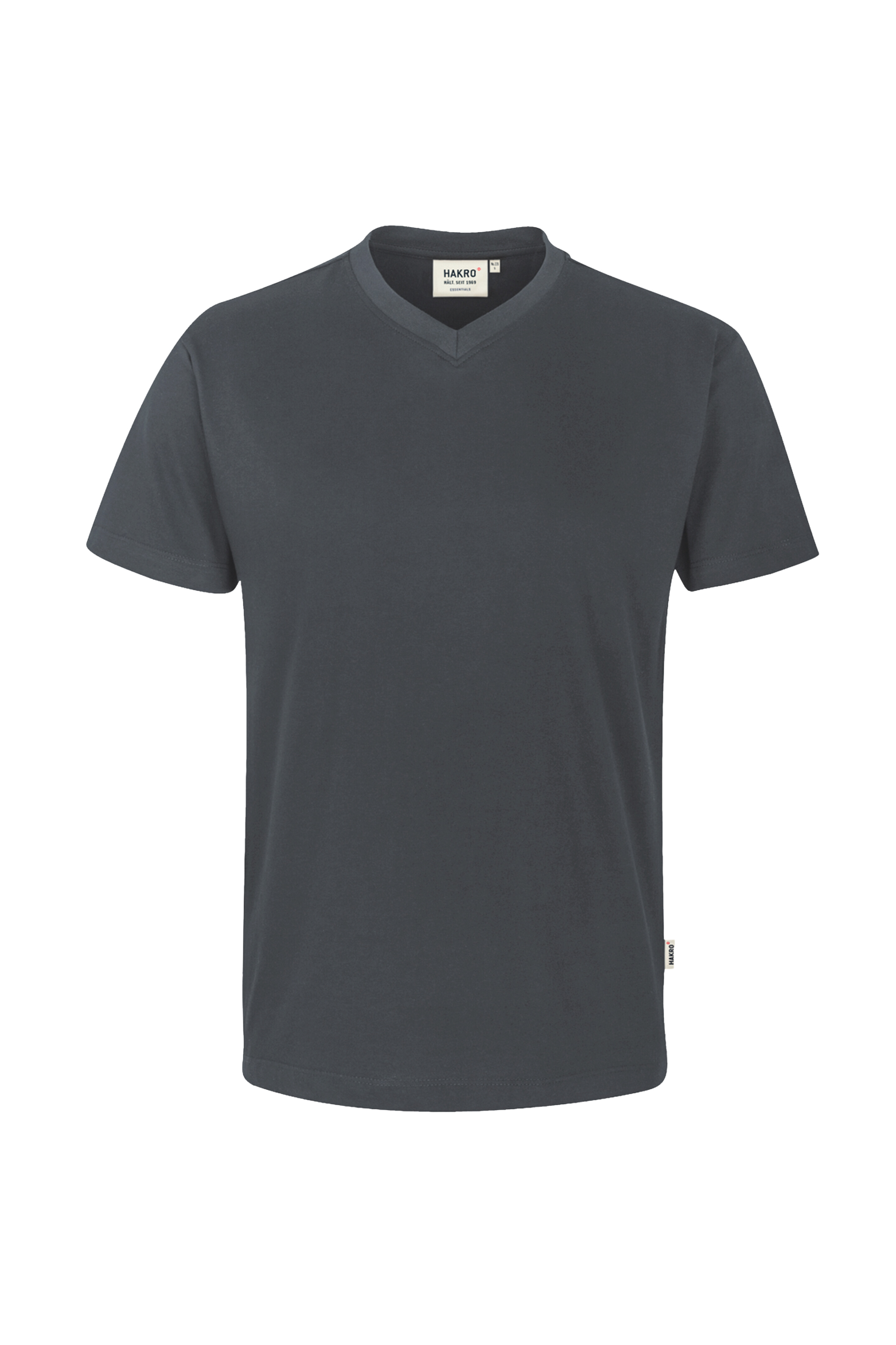 5er Pack V-Shirt Classic HAKRO NO. 226